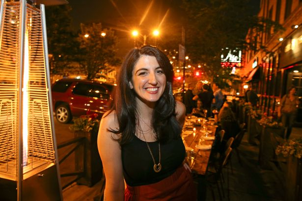 """Katie Rich, a Chicago native and writer on """"Saturday Night Live,"""""""