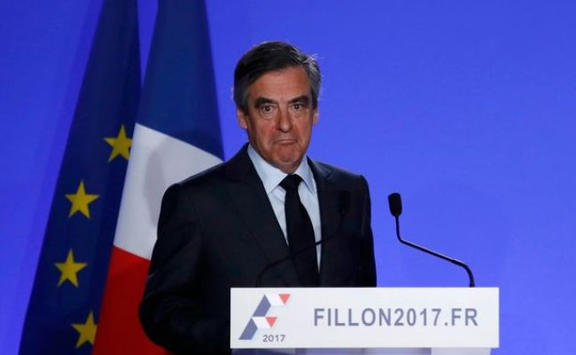Defiant Francois Fillon Refuses To Quit French
