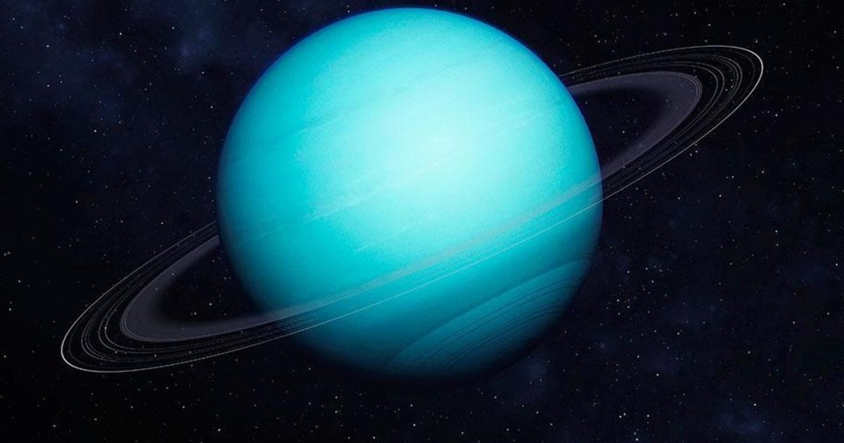 Uranus will be shining brightly TONIGHT  heres how to see it with the naked eye  Irish Mirror