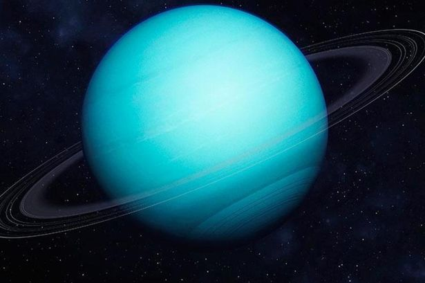 Uranus will be shining brightly TONIGHT  heres how to see it with the naked eye  Mirror Online
