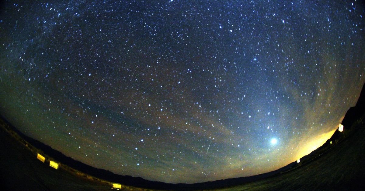 Don't miss the Orionid Meteor Shower this week
