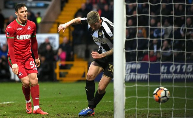 Notts County V Swansea City Fa Cup Live Updates From