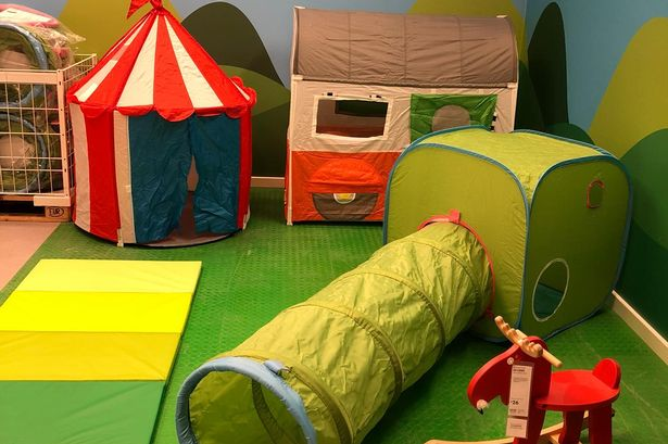 Nottingham Ikea Has A New Children S Department As Part Of A 25m Revamp Take A Look At What S New Nottinghamshire Live