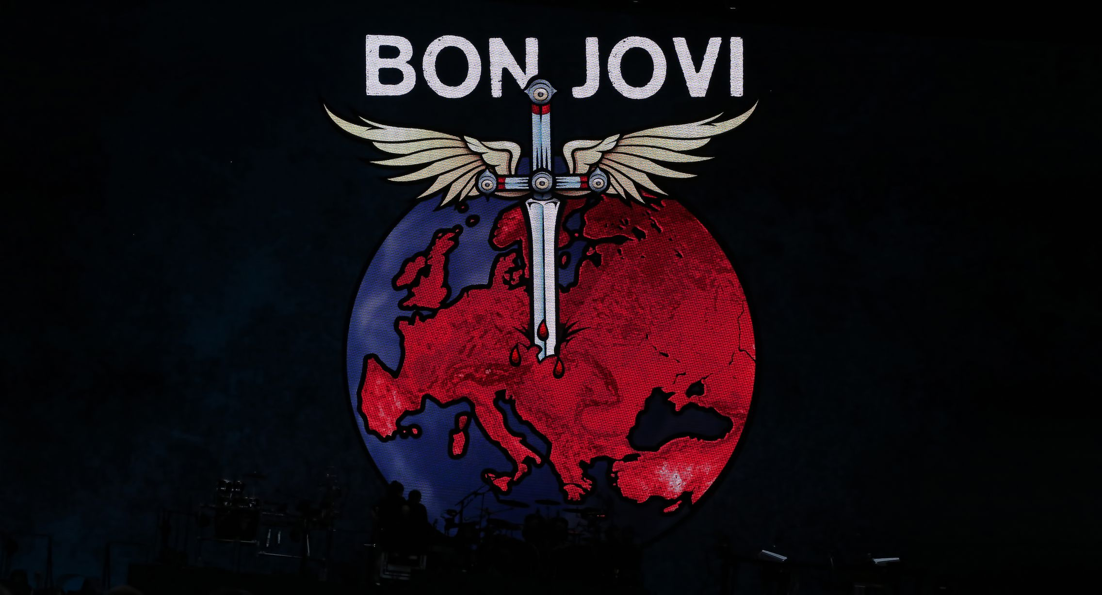 bon jovi at the