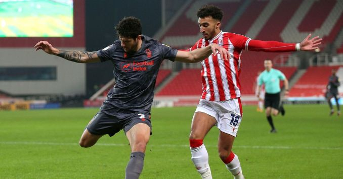 Stoke City v Nottingham Forest report and reaction – Reds earn a point with fightback after first goal nightmare