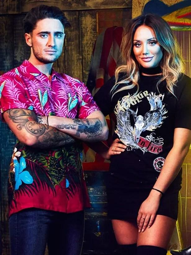 Just Tattoo Of Us : tattoo, Tattoo, Season, Charlotte, Crosby, Stephen, Bear's, Casting, People, Magazine