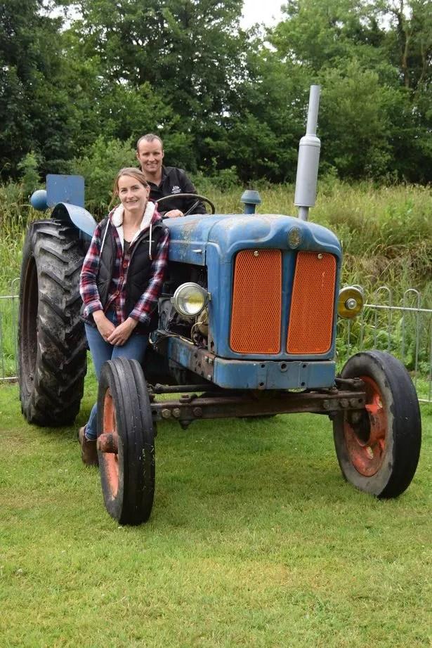 Classic Tractors For Sale : classic, tractors, Devon, Farmers, Giving, Tractors, Whole, Lease