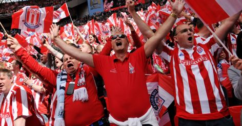 28 images of Stoke City's loyal supporters from the last 20 years - Stoke-on-Trent  Live