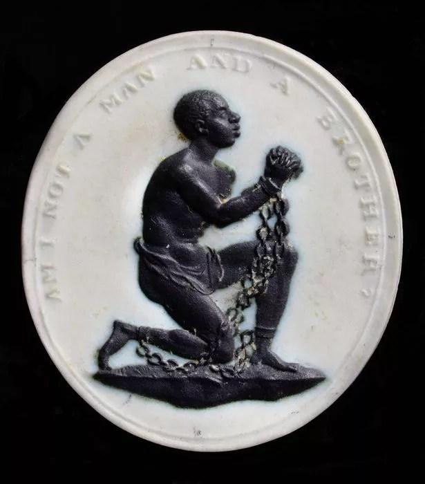 Wedgwood's anti-slavery medallion