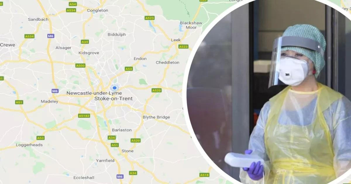 COVID-19 updates: Confirmed coronavirus cases in Staffordshire ...