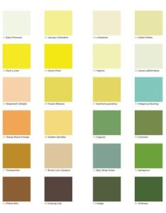 Fancy painting your wall in  pecked carcass  bizarre paint colour chart inspired by the brecon beacons has been produced also rh walesonline