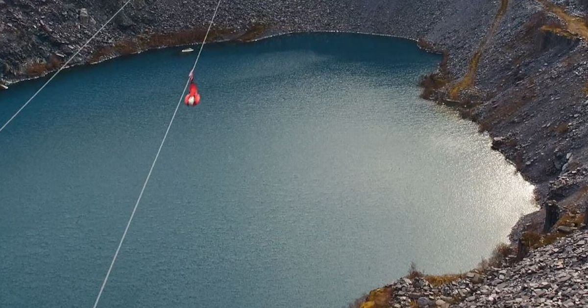 4 man zip wire wales o2 sensor heater this is what it s like to ride the world fastest online