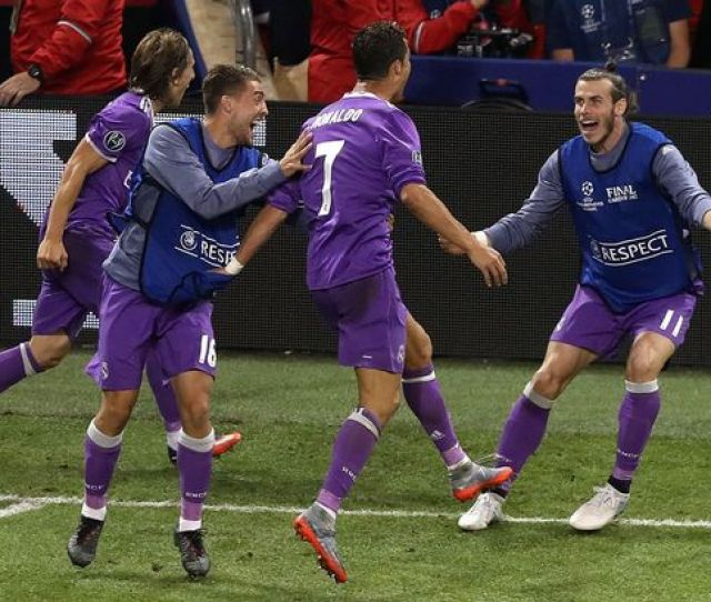 Champions League Final In Cardiff Sees Real Madrid Beat Juventus At The National Stadium As Fans Party Into The Night Wales Online