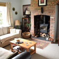 Cosy Living Room With Log Burner False Ceiling Designs For 2017 Homes Fires That You Can Buy In Wales Right Now This Rural Semi Near Welshpool The Is By Far Statement Of Even Tv Outshone Delightful Feature