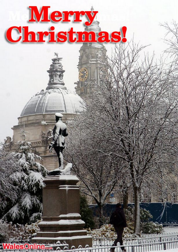 Christmas Card Pictures From Wales For You To Download