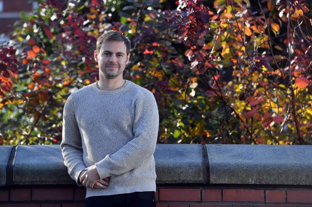 Will Hayward didn't let dyslexia stop him becoming an award-winning journalist and author