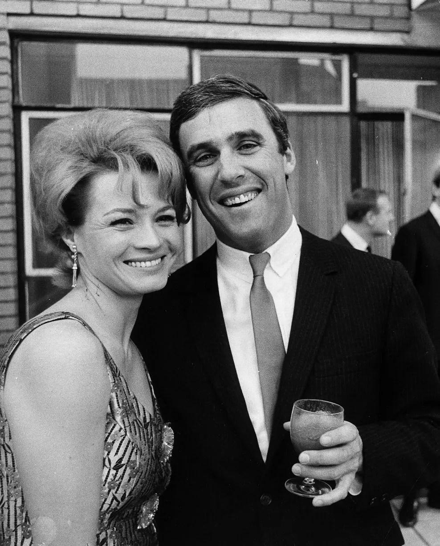 Burt Bacharach Married