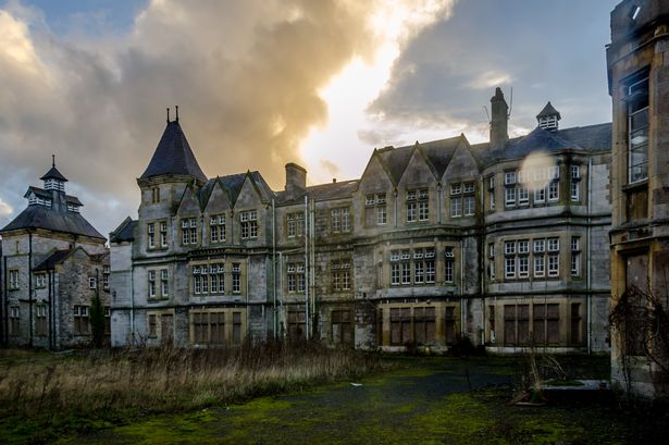 Haunted Locations Scotland