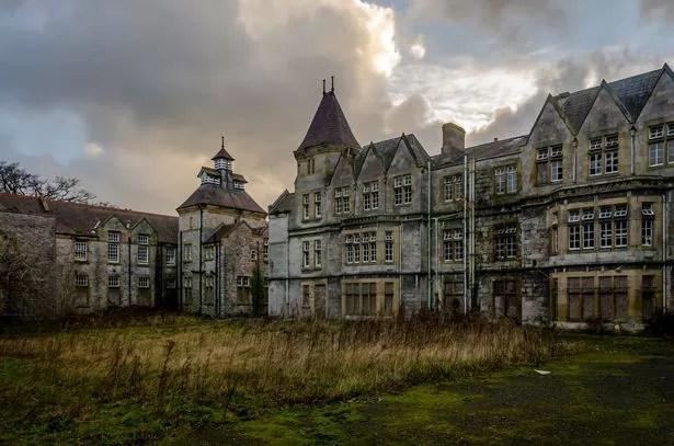 Haunted Locations Scotland