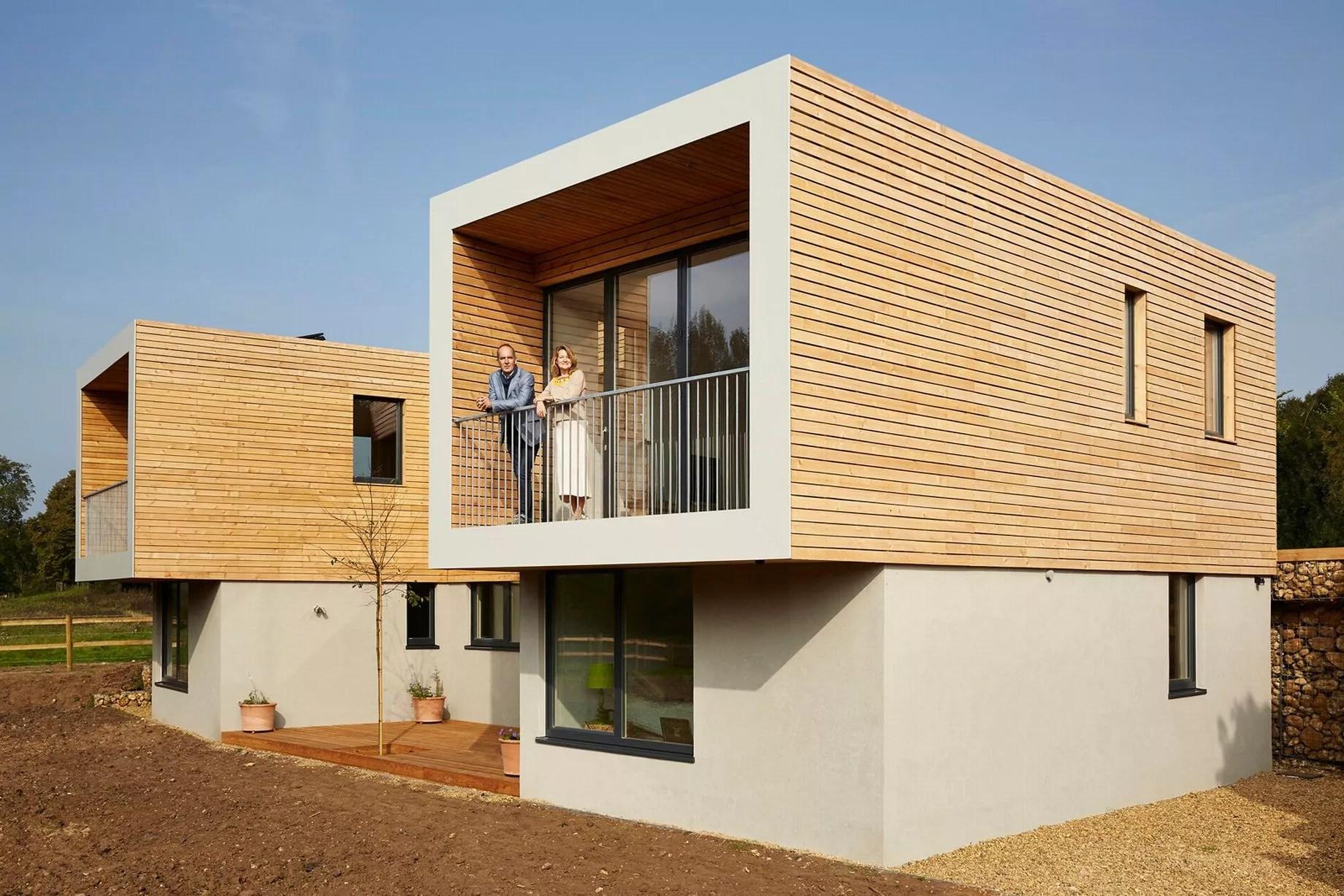 Grand Designs, Norfolk eco home