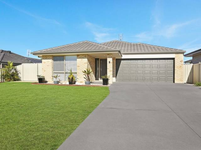 8 Celtic Circuit, Townsend, NSW 2463