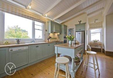 The Island Kitchen Design