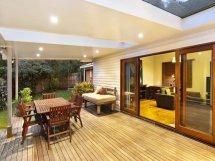 indoor-outdoor outdoor living design