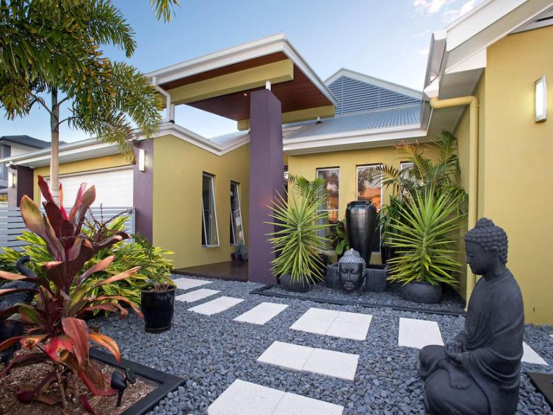 Contemporary Garden Design Ideas Australia Home Garden Ideas