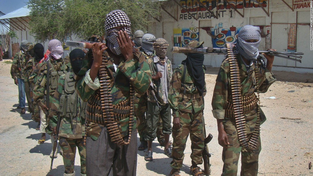 Us 150 Alshabaab Fighters Killed In Somalia Cnnpolitics