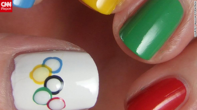 Funky Nail Art Games Ideas