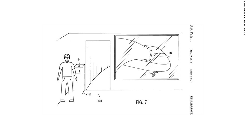 Apple's secret plan to join iPhones with airport security