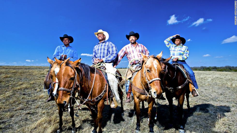 Image result for modern black cowboys