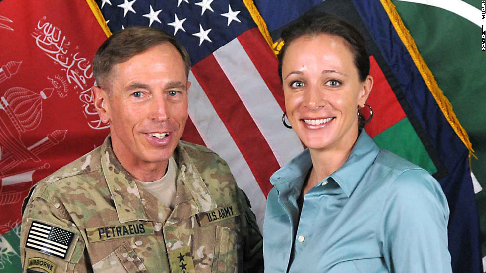 Image result for David Petraeus affair