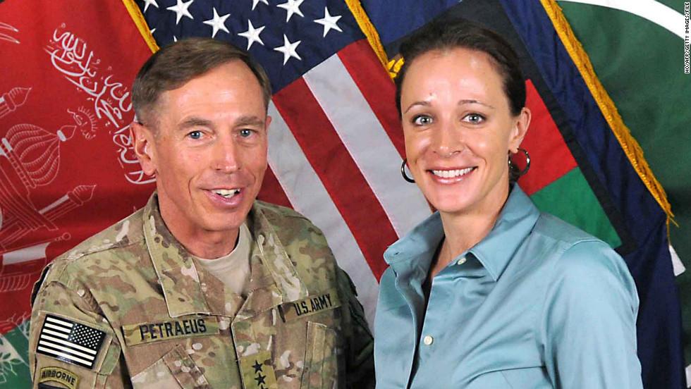Image result for David Petraeus affair