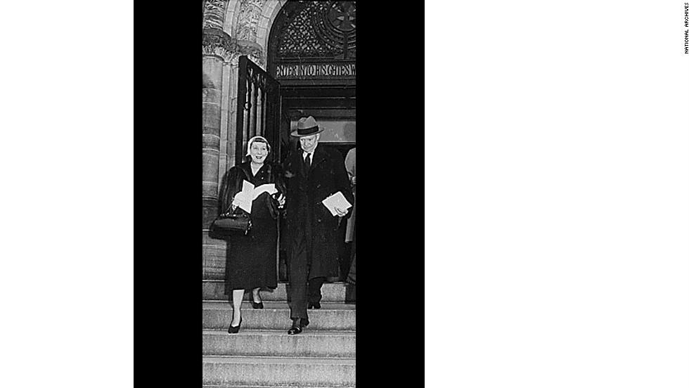 Anna Roosevelt Inaugural Third Gown