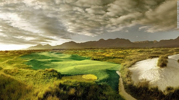 10 African golf courses CNNcom