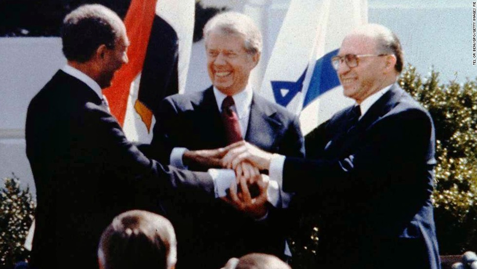 Image result for photos of camp david accord