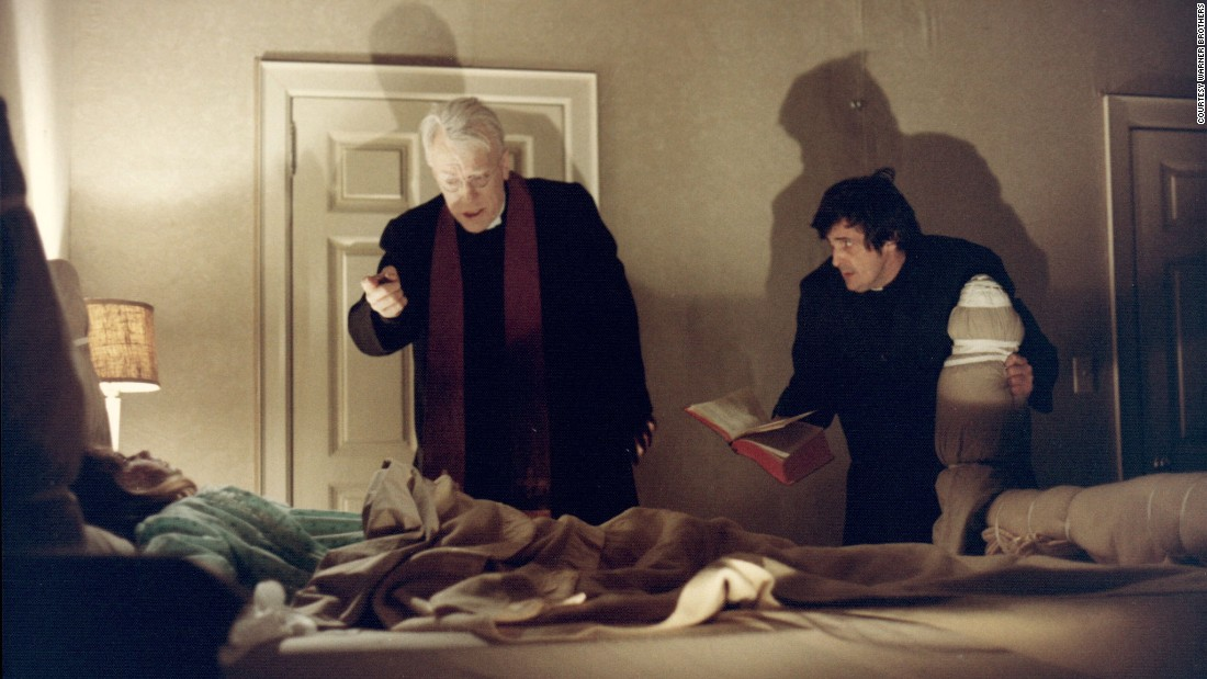 "The 1973 film ""The Exorcist"" shaped how many see demonic possession."