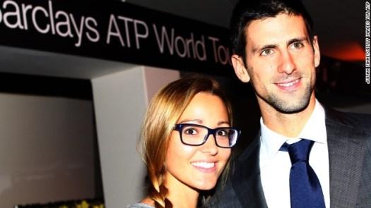 Novak Djokovic engaged to longtime girlfriend - CNN.com