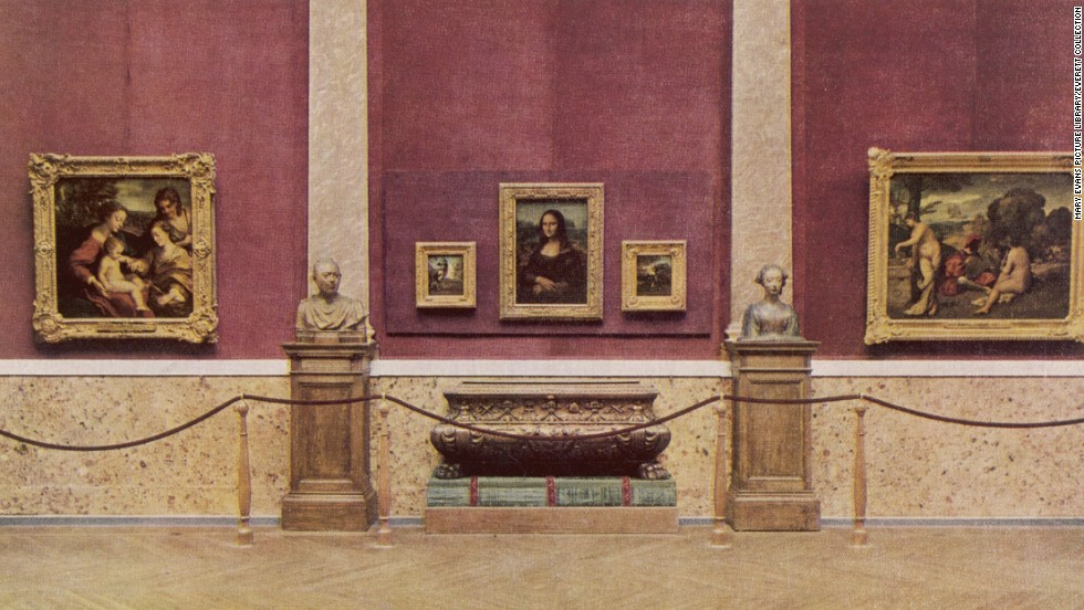 Image result for the louvre mona lisa
