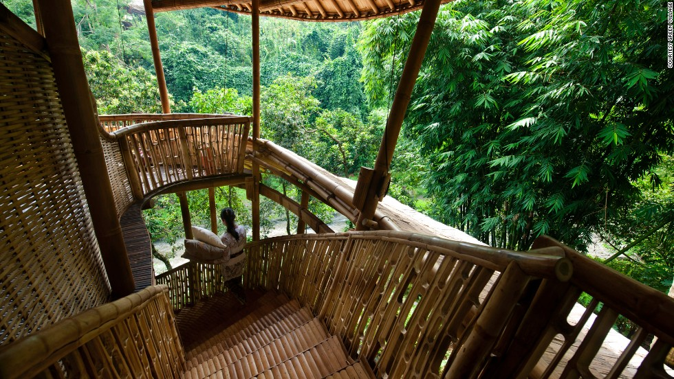 Balis jungle style sets new heights for barefoot luxury  CNN