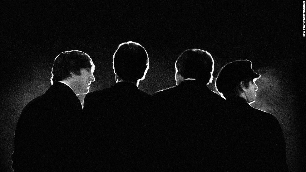 """The Beatles arrived in the United States 50 years ago and embarked on a history-making path of pop culture dominance. <a href=""""http://www.cnn.com/SPECIALS/us/the-sixties"""">Check out coverage of """"The Sixties: The British Invasion,""""</a> a look at how the Fab Four's influence persists. Click through the gallery for more images of the Beatles' first American tour."""