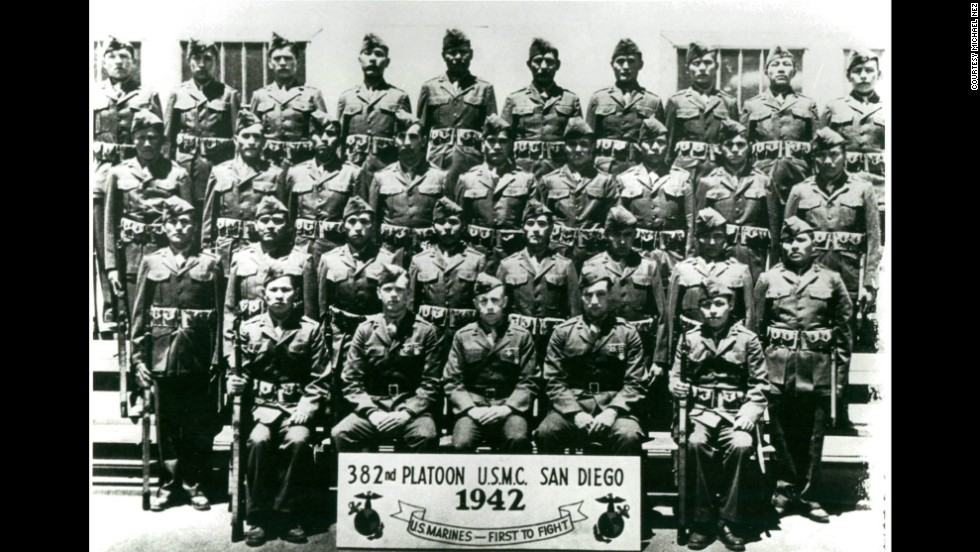 Image result for navajo code talkers