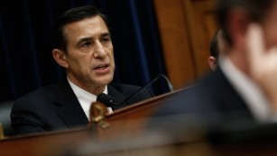 Issa renews call for independent prosecutor on Russia
