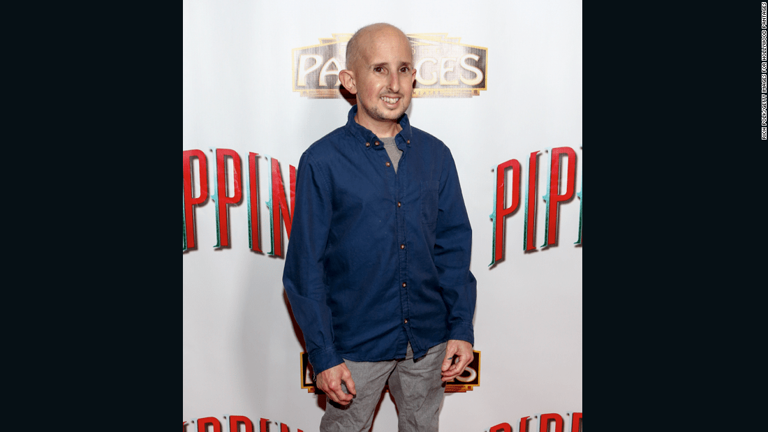 HOLLYWOOD, CA - OCTOBER 22: Actor Ben Woolf arrives at the opening night of 'PIPPIN' at the Pantages Theatre on October 22, 2014 in Hollywood, California. (Photo by Rich Polk/Getty Images for Hollywood Pantages)