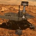 mars opportunity spirit rover