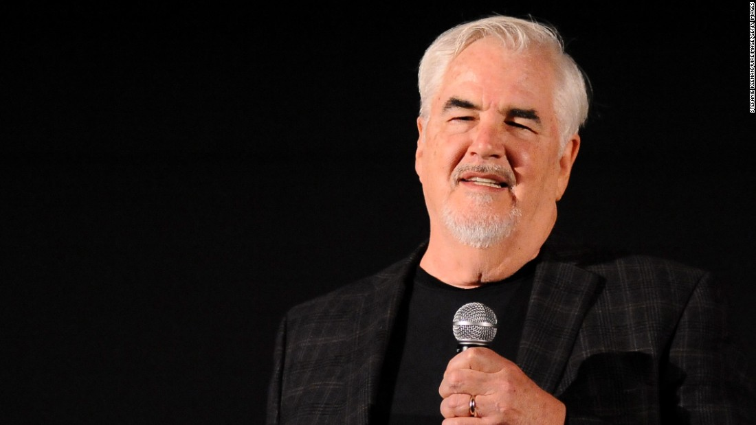 Caption:HOLLYWOOD, CA - APRIL 11: Richard Corliss speaks onstage during a 'Meet Me in St. Louis' Screening during the 2014 TCM Classic Film Festival at TCL Chinese Theater on April 11, 2014 in Hollywood, California. (Photo by Stefanie Keenan/WireImage/Getty Images)