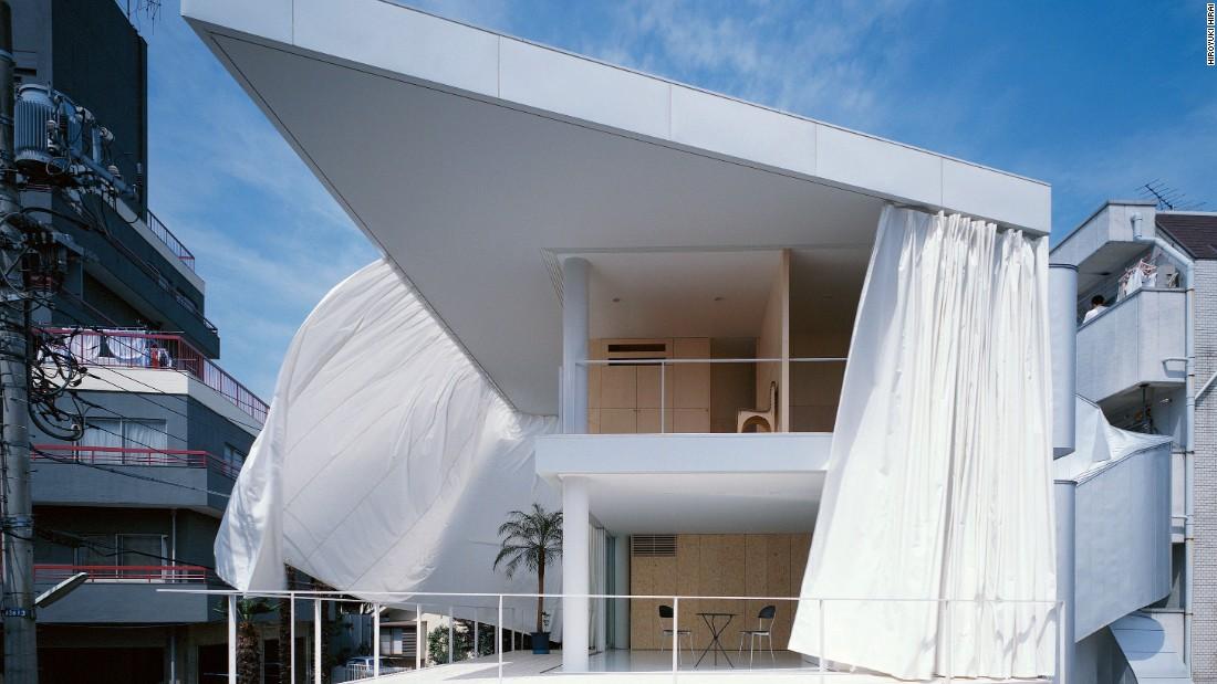 Can Pritzker winner Shigeru Bans paper palaces last  CNN