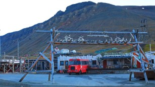 At Longyearbyen, the world's most northerly university, lessons in survival are part of the curriculum.
