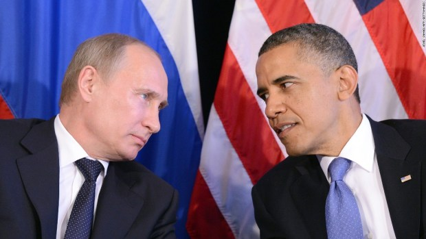 Image result for images of obama and putin